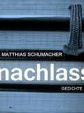 NACHLASS (eBook, ePUB)