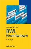 BWL Grundwissen (eBook, PDF)