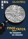 Die Schatzkarte von Lilienstein / Finde den Täter Bd.8 (eBook, ePUB)