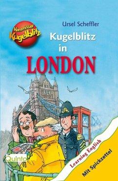 Kommissar Kugelblitz - Kugelblitz in London (eBook, ePUB) - Scheffler, Ursel