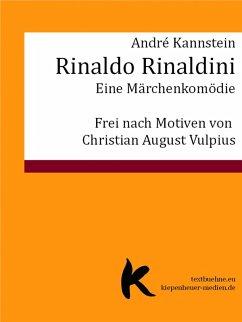 RINALDO RINALDINI (eBook, ePUB) - Kannstein, André