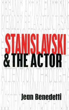 Stanislavski and the Actor (eBook, ePUB) - Benedetti, Jean