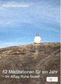 52 Meditationen für ein Jahr (eBook, ePUB)