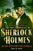 The Mammoth Book of The Lost Chronicles of Sherlock Holmes (eBook, ePUB)