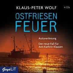 Ostfriesenfeuer / Ann Kathrin Klaasen ermittelt Bd.8 - Wolf, Klaus-Peter
