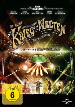 Jeff Waynes Musical Version von: Der Krieg der ...