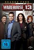 Warehouse 13 - Season 4 DVD-Box