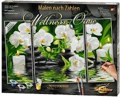 Wellness-Oase / Meisterklasse Triptychon, Malen...