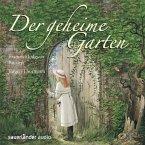 Der geheime Garten, 4 Audio-CDs