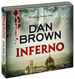 Inferno / Robert Langdon Bd.4 (6 Audio-CDs) - Brown, Dan