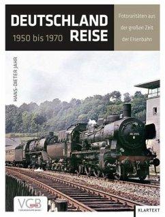 Deutschlandreise 1950 bis 1970 - Jahr, Hans-Dieter