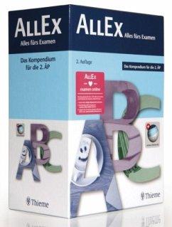 AllEx - Alles fürs Examen - Genzwürker, Harald; Hinkelbein, Jochen; Keil, Jürgen; Zimmer, Gisela