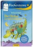 Die Olchis auf Geburtstagsreise / Die Olchis Büchersterne 3. Klasse Bd.6