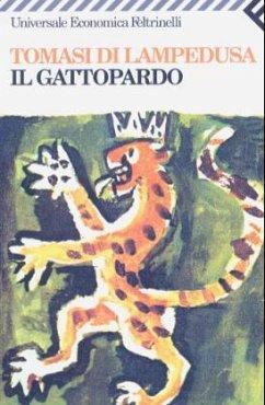 Il gattopardo - Tomasi di Lampedusa, Giuseppe