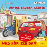Was hör ich da? Autos, Bagger, Laster (MP3-Download)