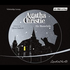 Die Mausefalle (MP3-Download) - Christie, Agatha