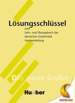 Lehr- und Übungsbuch der deutschen Grammatik (eBook, PDF)