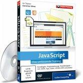 JavaScript - Das umfassende Training, DVD-ROM
