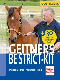 Geitners Be strict-Kit - Geitner, Michael;Schmid, Alexandra