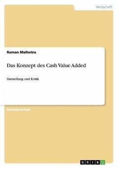 Das Konzept des Cash Value Added