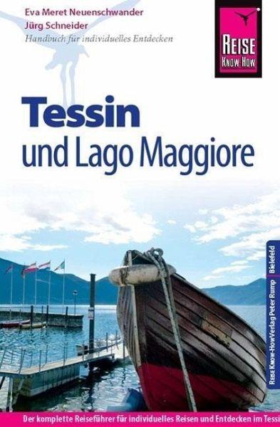 reise know how tessin und lago maggiore von eva m. Black Bedroom Furniture Sets. Home Design Ideas