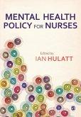 Mental Health Policy for Nurses