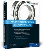 Anwendungsentwicklung mit ABAP Objects