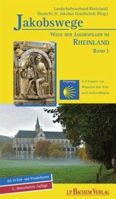 Wege der Jakobspilger im Rheinland 01