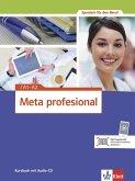 Meta profesional. Kursbuch mit Audio-CD A1-A2