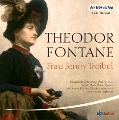 Frau Jenny Treibel (MP3-Download) - Fontane, Theodor