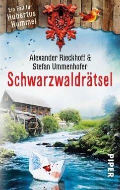Schwarzwaldrätsel / Hubertus Hummel Bd.5 (eBook, ePUB) - Rieckhoff, Alexander; Ummenhofer, Stefan