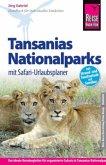 Reise Know-How Tansanias Nationalparks mit Safari-Urlaubsplaner