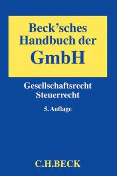 Beck´sches Handbuch der GmbH