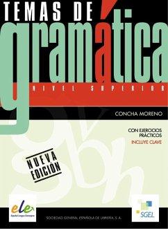 Temas de gramática - Moreno, Concha