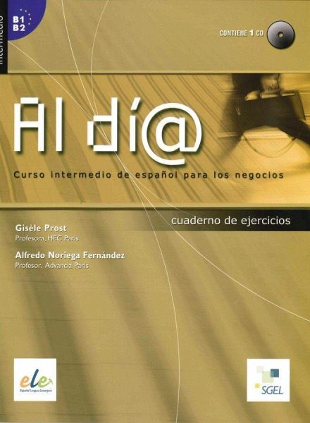 al d a nivel intermedio arbeitsbuch mit audio cd von gis le prost alfredo noriega fern ndez. Black Bedroom Furniture Sets. Home Design Ideas