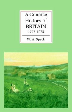 Concise History of Britain, 1707-1975 (eBook, PDF) - Speck, W. A.