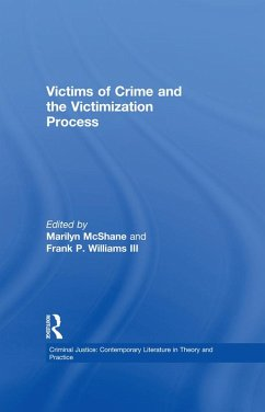 Victims of Crime and the Victimization Process (eBook, ePUB)