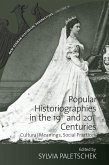 Popular Historiographies in the 19th and 20th Centuries (eBook, ePUB)