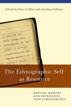 The Ethnographic Self as Resource (eBook, ePUB)