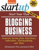 Start Your Own Blogging Business (eBook, ePUB)