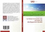 Le Tchad à la lumière des principes du développement durable