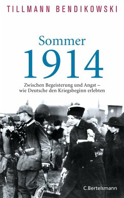 Sommer 1914 (eBook, ePUB) - Bendikowski, Tillmann
