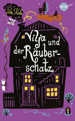 Vilja und der Räuberschatz / Vilja Bd.3 (eBook, ePUB) - Kolu, Siri