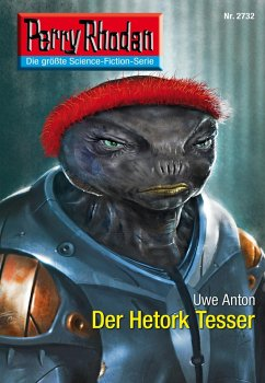 Der Hetork Tesser (Heftroman) / Perry Rhodan-Zy...
