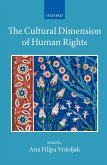 The Cultural Dimension of Human Rights (eBook, PDF)