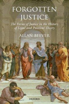 Forgotten Justice (eBook, PDF) - Beever, Allan