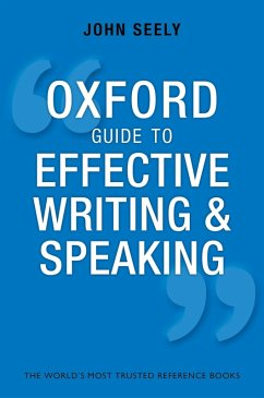 Oxford Guide to Effective Writing and Speaking ...