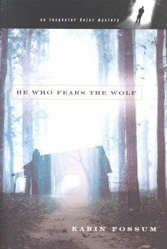 He Who Fears the Wolf (eBook, ePUB) - Fossum, Karin
