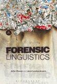 Forensic Linguistics (eBook, ePUB)