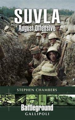 Suvla (eBook, ePUB) - Chambers, Stephen